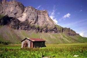 Plateau anterne - randonnée famille