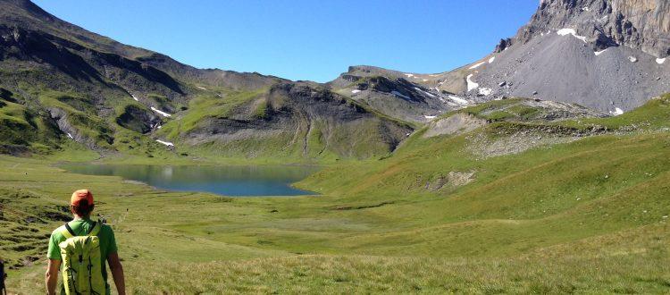 lac d'anterne rando 2 jours