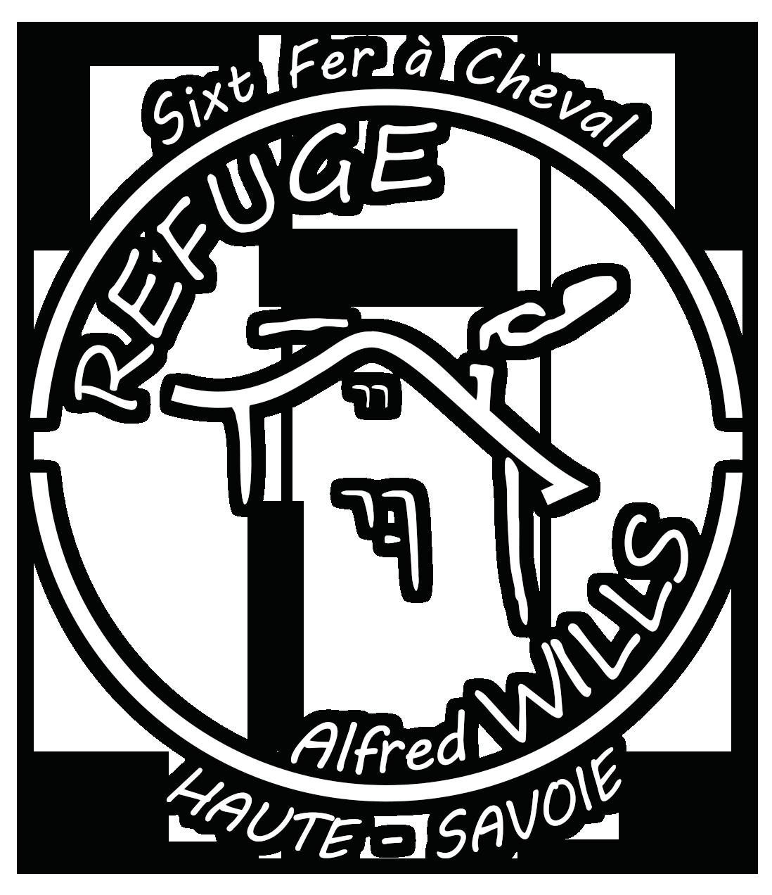 logo refuge anterne samoens